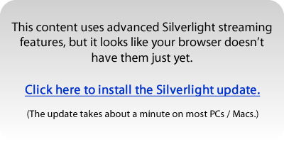 No Silverlight